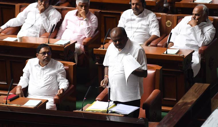 Karnataka crisis: Governor cannot dictate Assembly proceedings, CM tells SC