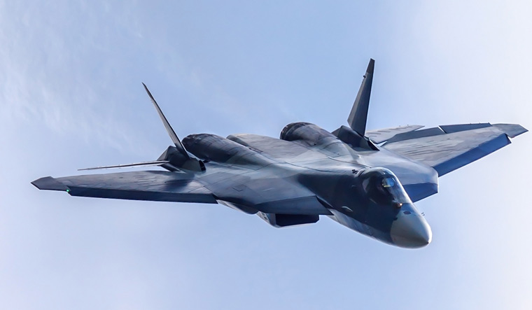 'IAF could consider Su-57 stealth jet after it enters Russian service'