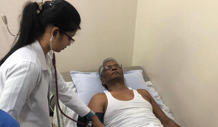 Mumbai cops stopped me from seeing Karnataka MLA in hospital: Cong leader