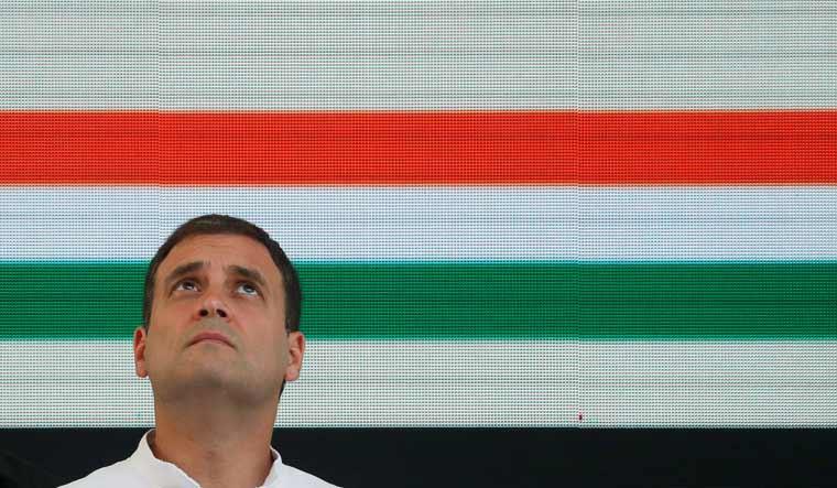 Defamation case filed by RSS, BJP to intimidate me: Rahul Gandhi