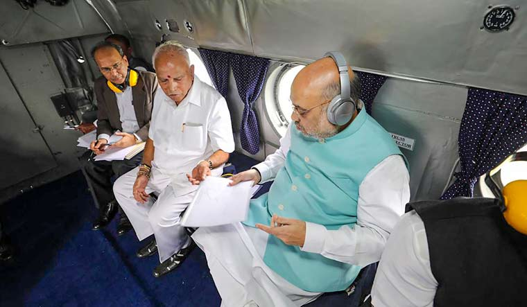 Amit Shah, Yediyurappa, TN guv Purohit test COVID positive: Slew of high-profile infections