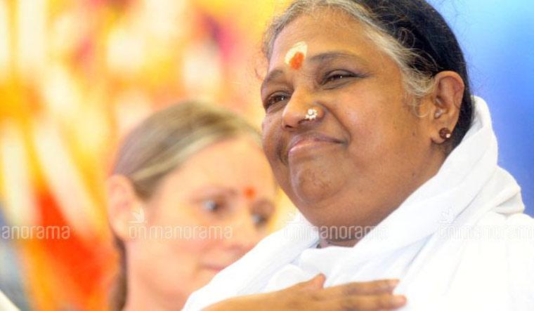 Kerala rains: Amritanandamayi Mutt announces Rs 1 lakh to kin of dead