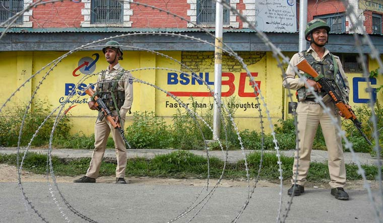 India says 'entirely an internal matter' as UNSC discusses Kashmir