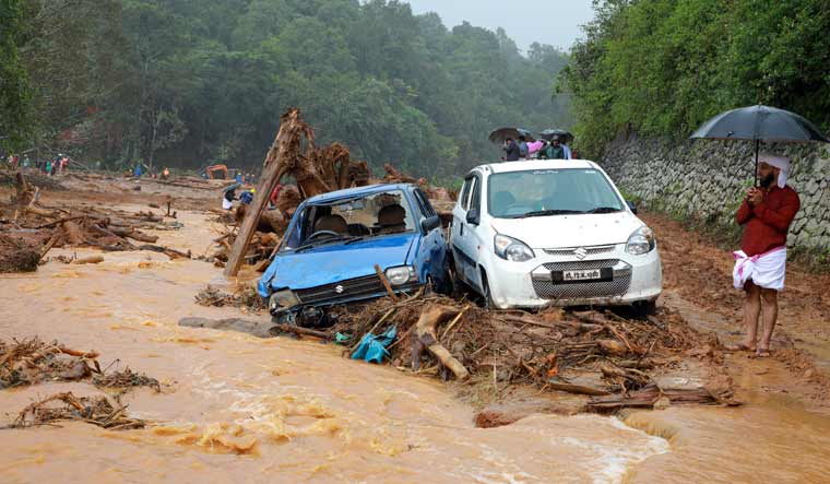 Kerala: Normalcy starts to return after heavy rains