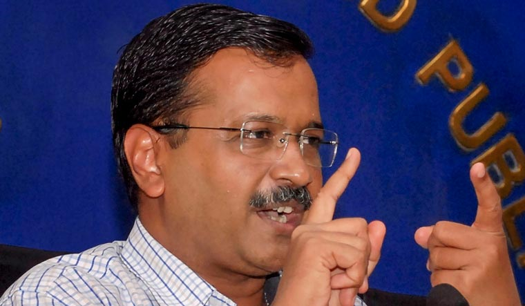 Kejriwal to launch 'AK' mobile app to stay in touch with AAP volunteers