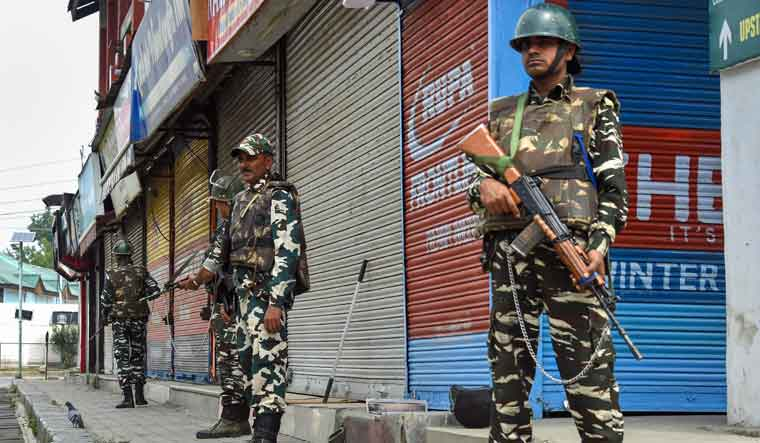 J&K: Postpaid mobile connections restored, movement restrictions to be lifted