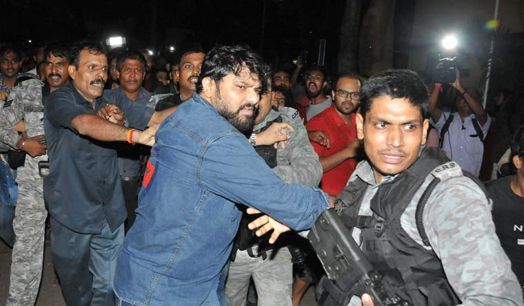 Won't harm your son, Babul Supriyo tells mother of student who attacked him