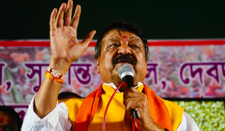 TMC plotting to kill Arjun Singh and Mukul Roy, says Vijayvargiya