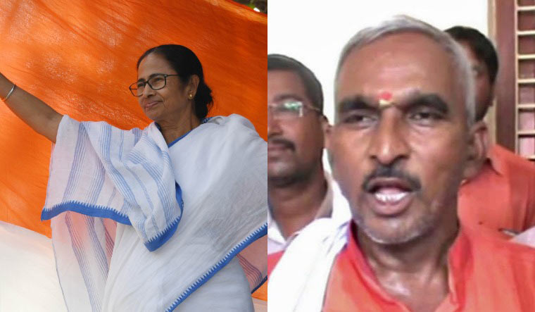 Mamata like demon, protects those who killed thousands of Hindus: BJP MLA