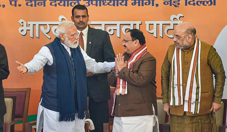 THE WEEK morning brief: Crucial BJP meet to analyse defeat in Delhi