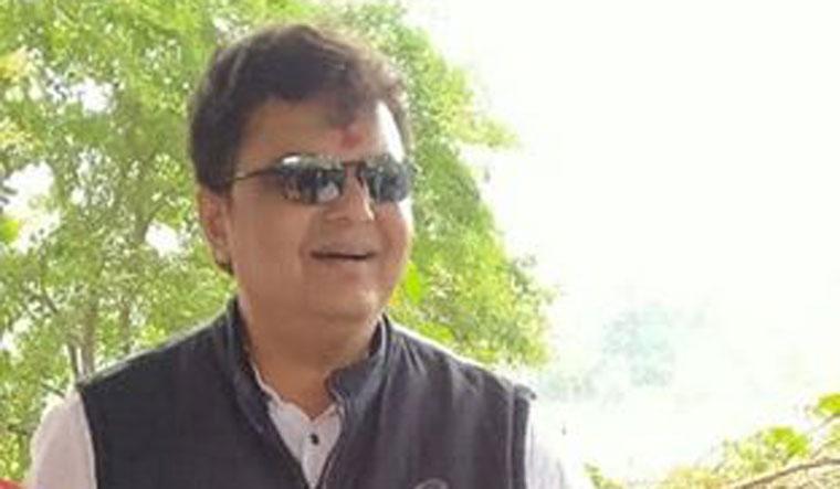 Gujarat BJP MLA Ketan Inamdar announces his resignation from assembly