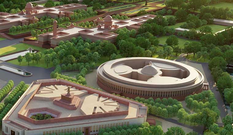 PM Modi to lay foundation stone of new Parliament building ...