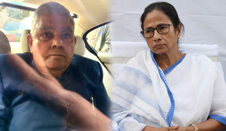 Bengal governor writes to Mamata over custodial deaths