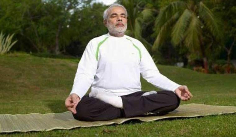 modi yoga