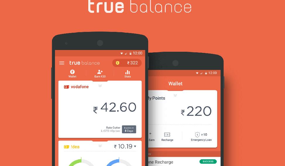 true balance  an app that helps manage data  voice balance