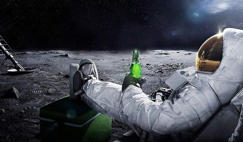 indian startup plans to brew beer on the moon