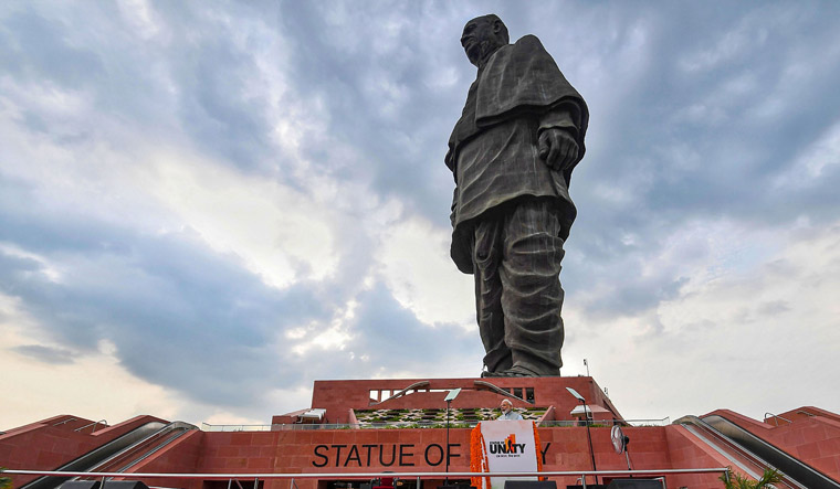 Statue of Unity hits headlines for wrong reasons