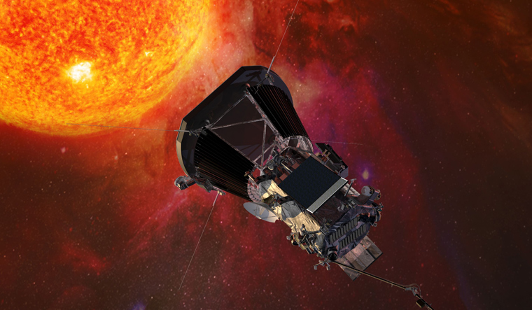 NASA's Probe is alive and well after its first close encounter with sun.