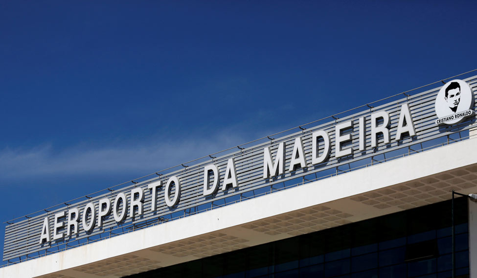 Cristiano Ronaldo gets airport named in his honour