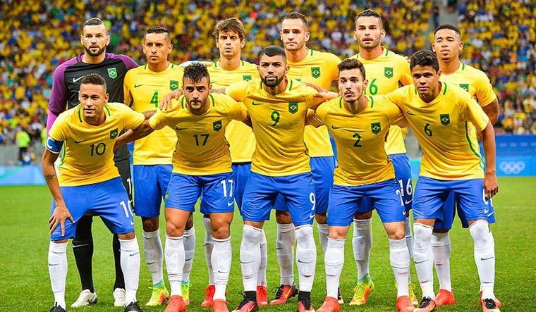 World Cup 2018 Squad Brazil