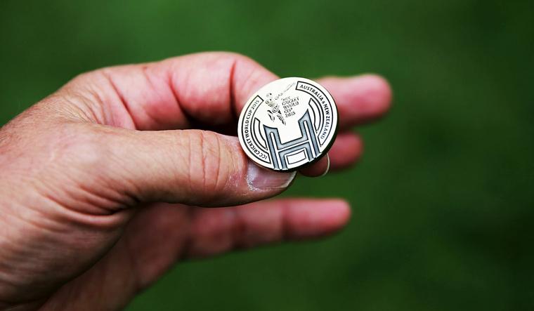 india 5 coin