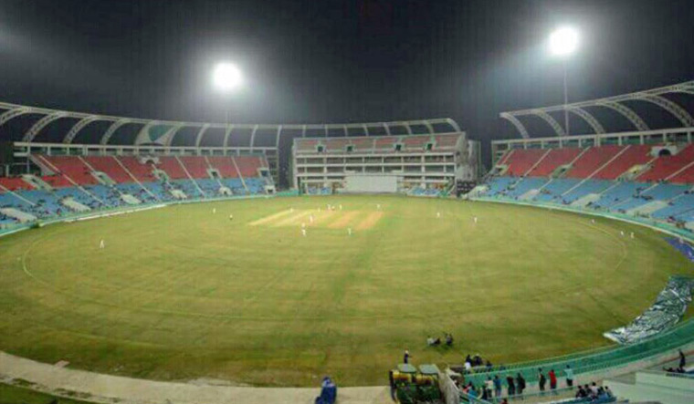 Lucknow To Host International Cricket Match After 24 Years