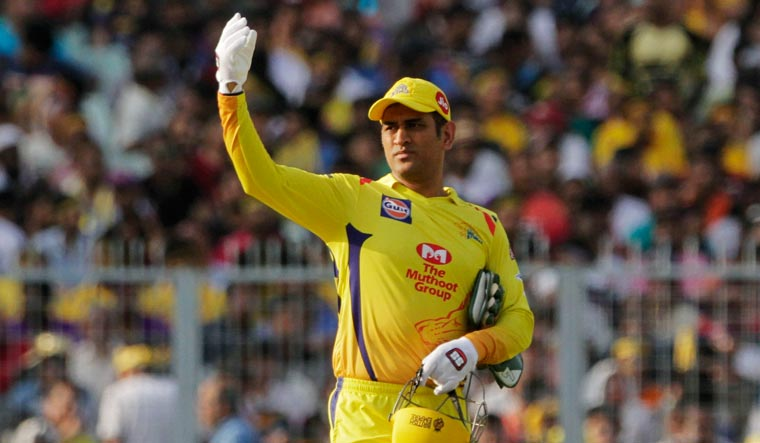 CSK made me a better player, helped tackle tough times, says Dhoni - The  Week
