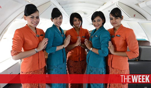 Indonesian Muslim Flight Attendants Told To Wear Headscarves