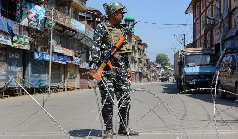 Terrorists kill truck driver, assault orchard owner in Kashmir