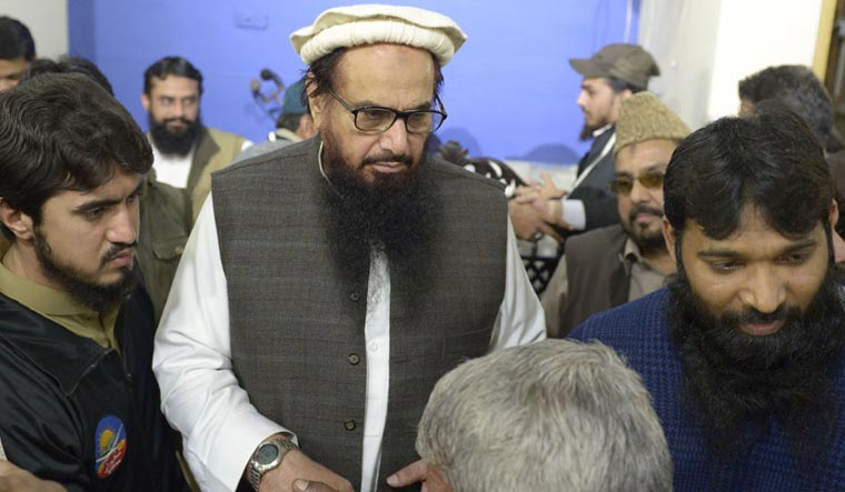 Prosecute Hafiz Saeed and top LeT operatives, US tells Pakistan