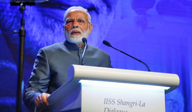 Uncertainty over India's representation at Shangri-La Dialogue