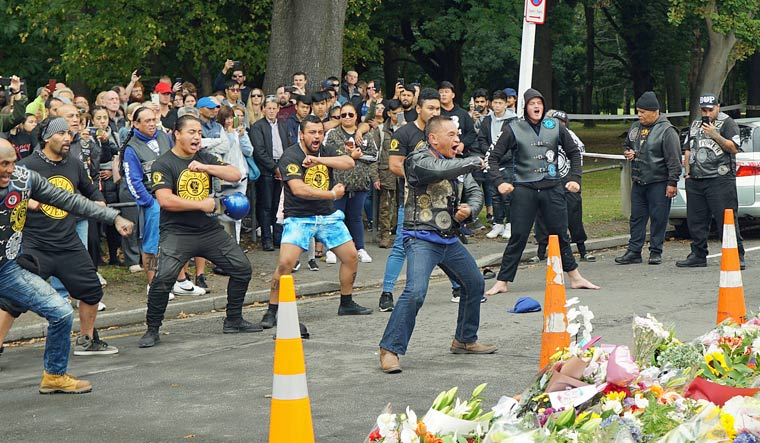 Shooting In Christchurch Video Gallery: New Zealand Uses Haka To Heal After Christchurch Shooting