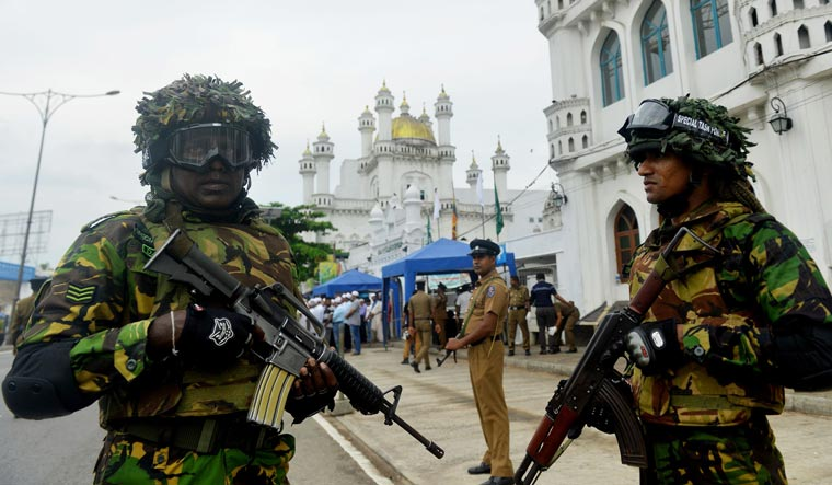 India asks citizens not to undertake non-essential travel to Sri Lanka