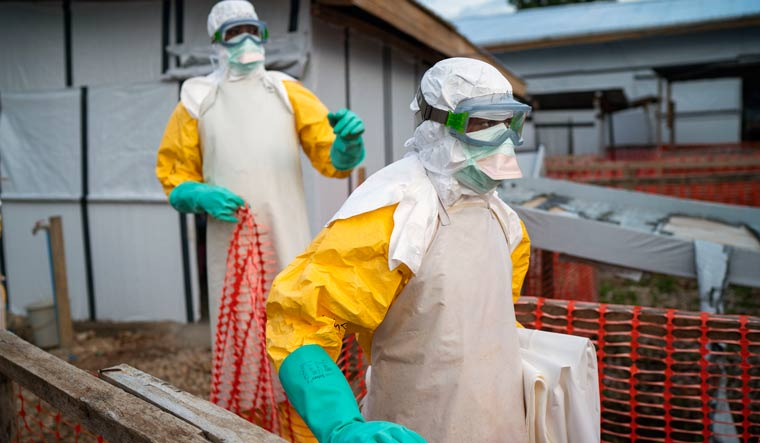 Ebola outbreak in Congo declared a international public health emergency - THE WEEK thumbnail