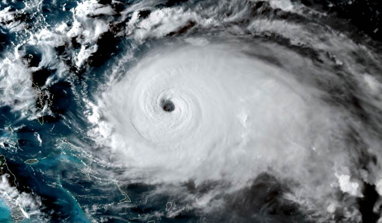'Space hurricane' spotted above Earth for the first time - THE WEEK