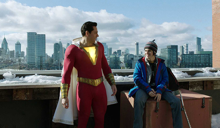 Movie Poster 2019: Shazam! Review: A Refreshing Change Of Pace For DC
