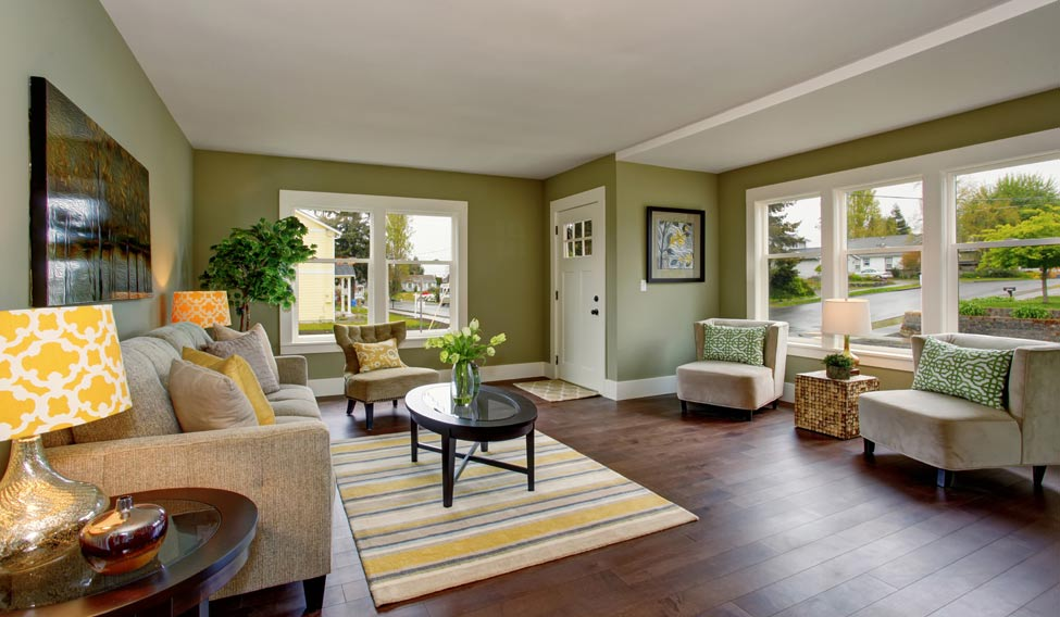 Style Your Home Green